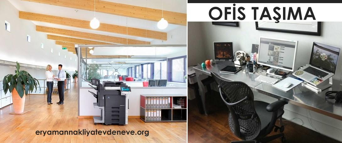 İş Yeri ve Ofis Taşıma